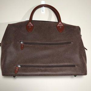 Boyt Distressed Mini Duffle Bag